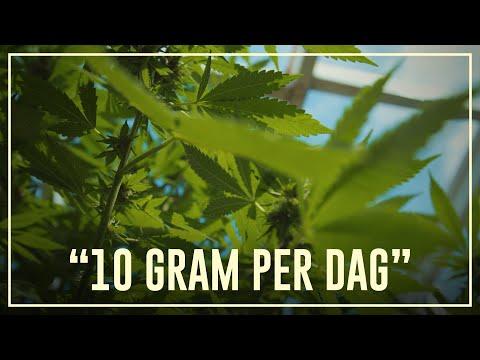 Medicinaal cannabisgebruik: Nellie gaat langs bij Serge en Marian | Drugslab Extra