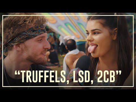 Psychedelische drugs op een festival: Bastiaan gaat naar Psy-fi | Drugslab Extra